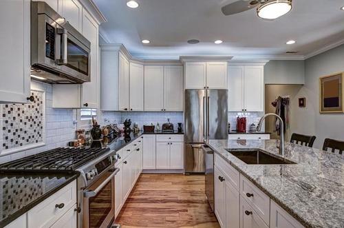 luxurious granite countertops lewisville